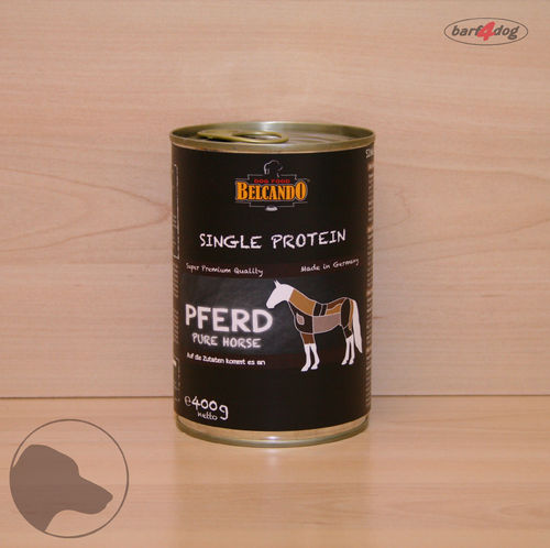 Belcando, Single Protein PFERD